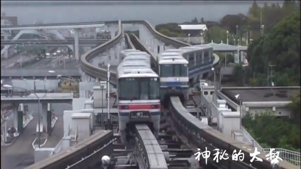 אל תמצמצו: מסילות הרכבת הגבוהות והמתחלפות בסין • צפו