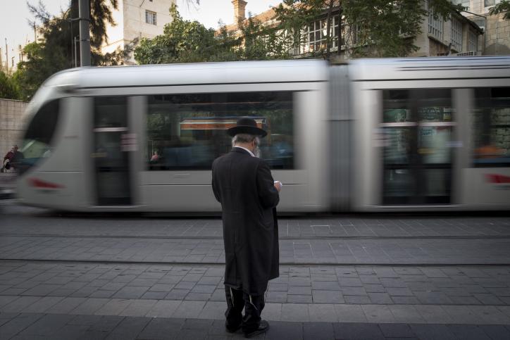 תכנית הרכבת הקלה מבית שמש לירושלים עוברת לפסים מעשיים