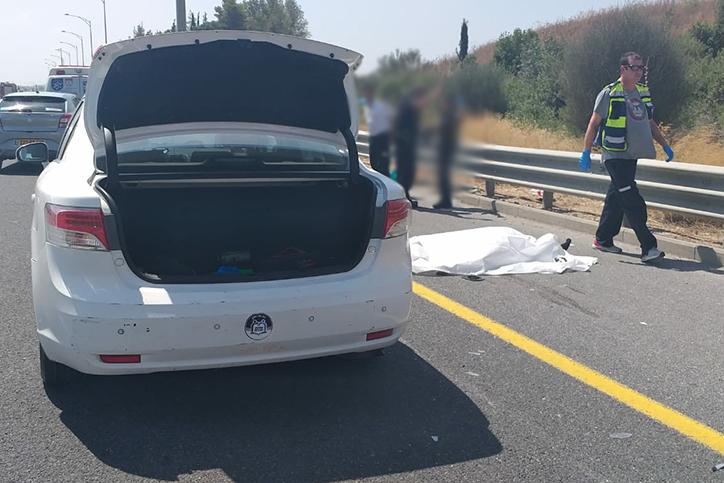 אסון: הולך רגל חרדי נהרג בתאונת דרכים סמוך למודיעין